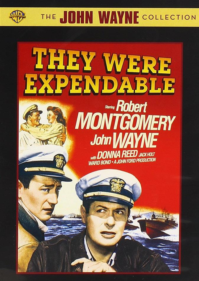 They were expendable (1945) (s/w)