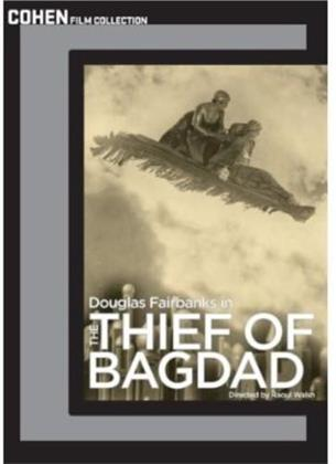 The Thief of Bagdad (1924) (s/w)