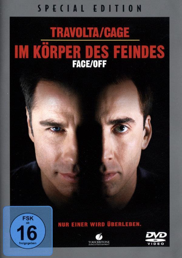Im Körper des Feindes - Face Off (1997) (Special Edition)