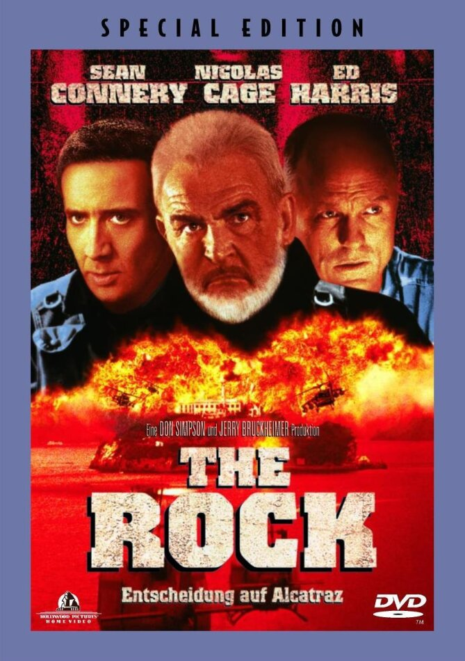 The Rock - Entscheidung auf Alcatraz (1996) (Special Edition)
