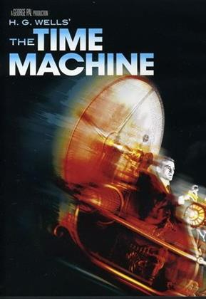 The Time Machine (1960) (Repackaged)