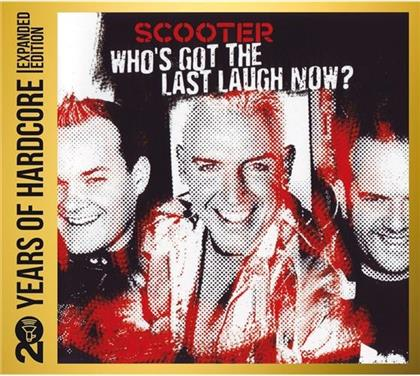 Scooter - Who's Got The Last Laugh Now - 20 Years Of Hardcore (2 CDs)
