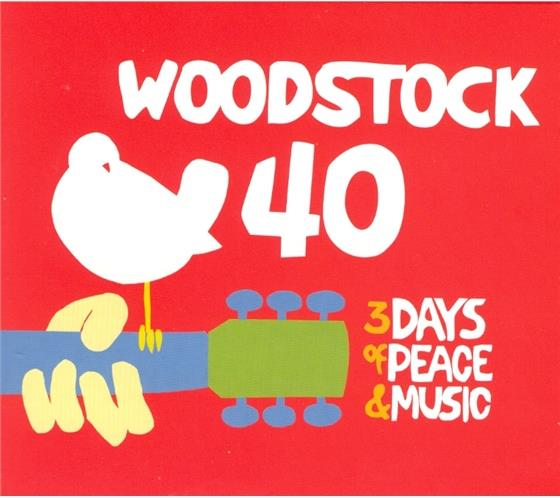 Woodstock - 40 Years On (6 CDs)