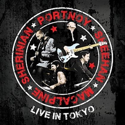 Mike Portnoy, Billy Sheehan, Tony Macalpine & Derek Sherinian - Live In Tokyo (2 CDs)