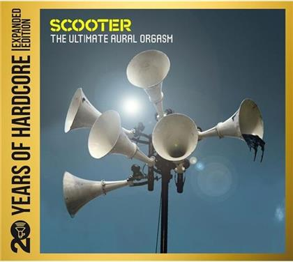 Scooter - Ultimate Aural Orgasm - 20 Years Of Hardcore (2 CDs)