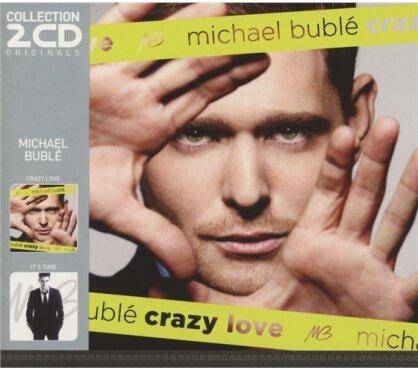 Michael Buble - Crazy Love/It's Time (2 CDs)