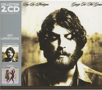 Ray Lamontagne - Gossip In The Grain / Trouble (2 CDs)