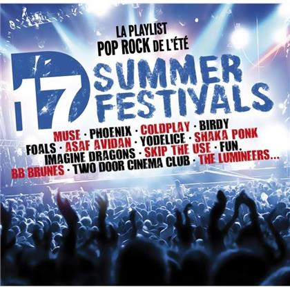 D17 Summer Festivals (2 CDs)