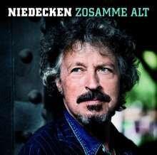 Wolfgang Niedecken - Zosamme Alt (LP)