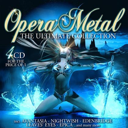 Opera Metal - The Ultimate Collection (4 CDs)