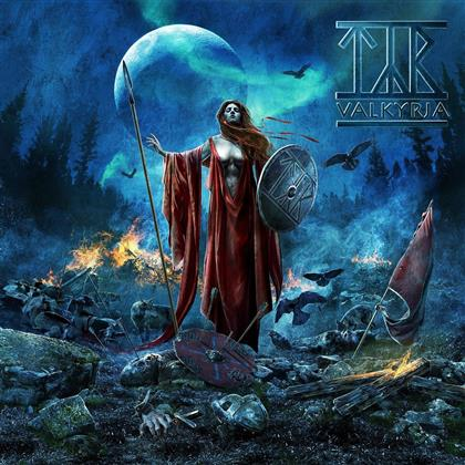 Tyr - Valkyrja (Limited Edition, Colored, 2 LPs)