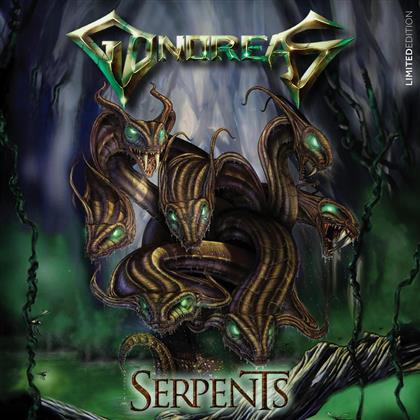 Gonoreas - Serpents - Limited Editon