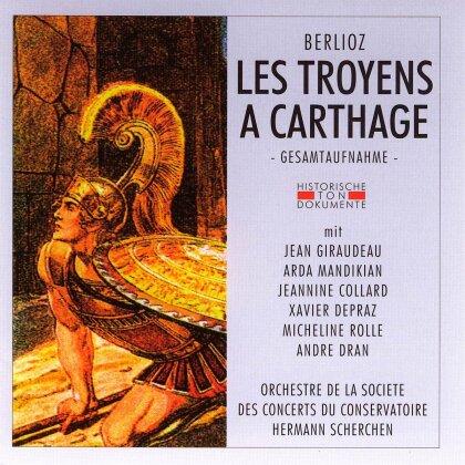 Jean Giraudeau, Arda Mandikian, Jeanne Collard, Xavier Depraz, Micheline Rolle, … - Les Troyens A Carthage (2 CDs)