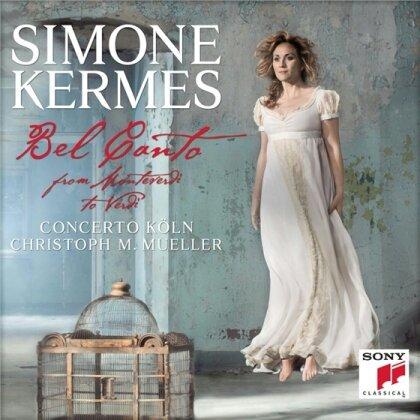Simone Kermes - Bel Canto - From Monteverdi To Verdi - Limited Digipack