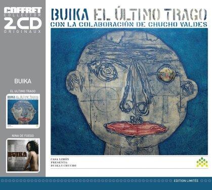 Buika - Nina Del Fuego/El Ultimo Trago (2 CDs)