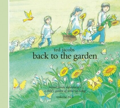 Ted Jacobs - Back To The Garden (Digipack)