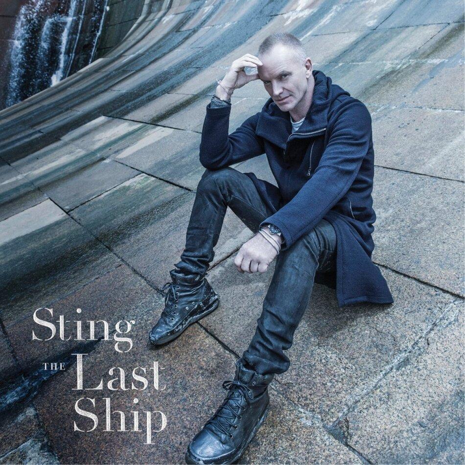 Sting - Last Ship (LP)
