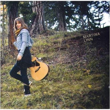 Martina Linn - She Is Gone