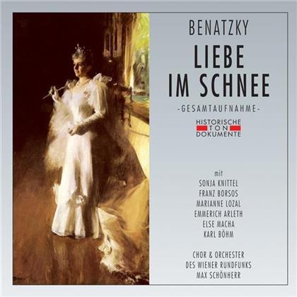 Ralph Benatzky - Liebe Im Schnee (2 CDs)