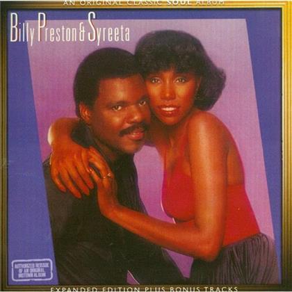 Billy Preston & Syreeta - --- - + Bonustracks