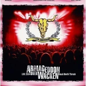 Various - Armageddon Over Wacken (LP)