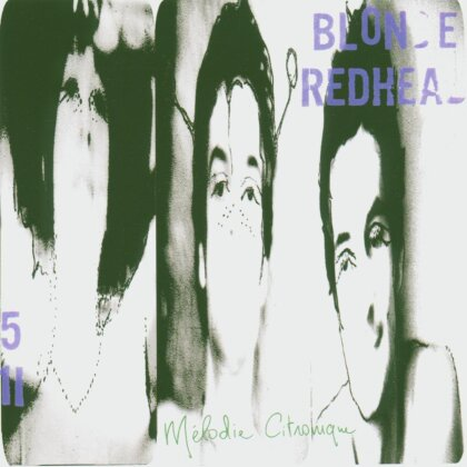 Blonde Redhead - Melodie Citronique (LP)