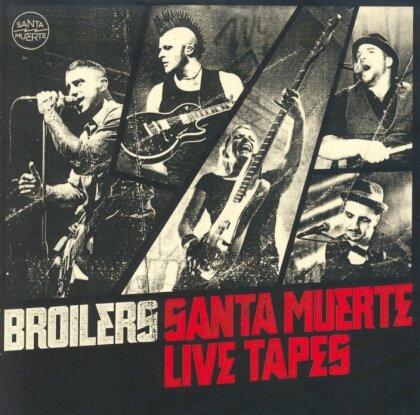 Broilers - Santa Muerte Live Tapes (3 LPs)