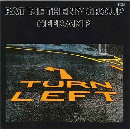 Pat Metheny - Offramp - 2010 Version (LP)