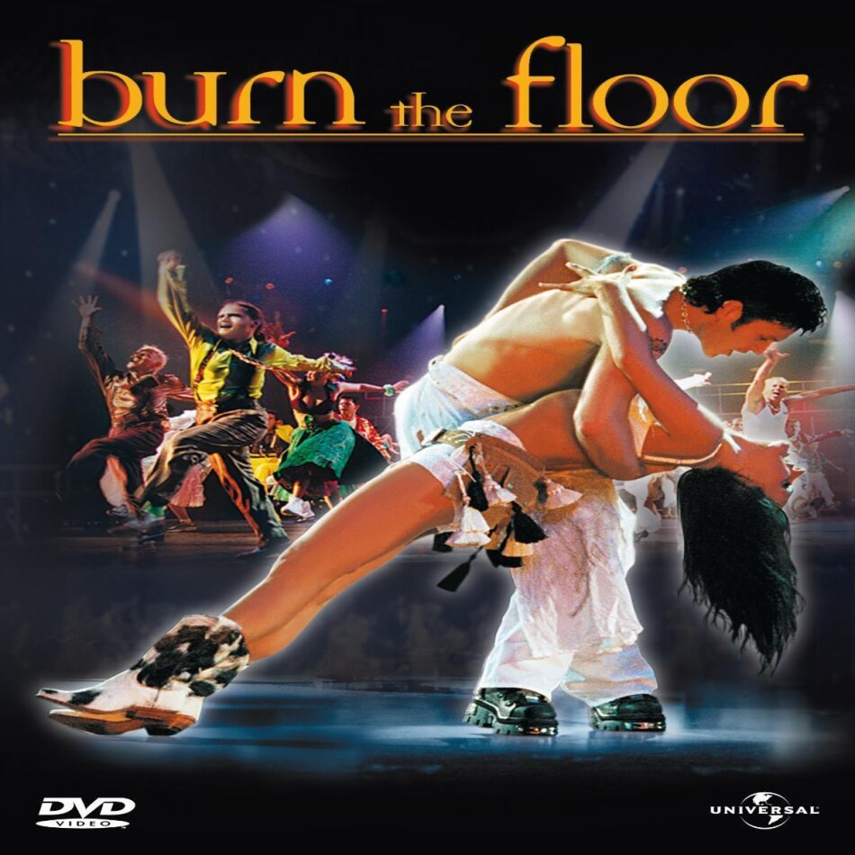 Various Artists - Burn the floor