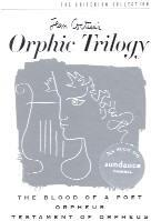 Jean Cocteau's Orphic Trilogy (Criterion Collection, 3 DVDs)