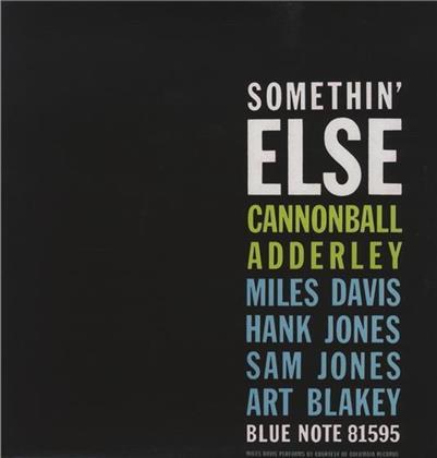 Cannonball Adderley - Somethin' Else - Blue Note (LP)