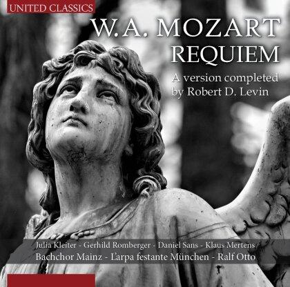 Wolfgang Amadeus Mozart (1756-1791), Julia Kleiter, Gerhild Romberger & Ralf Otto - Requiem (A Version Completed By Robert D. Levin) - Version Completed by Robert D. Levin