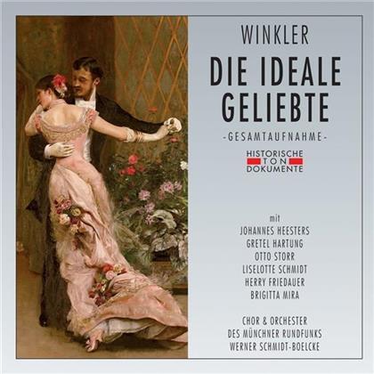 Gerhard Winkler, Johannes Heesters, Gretel Hartung & Werner Schmidt-Boelcke - Die Ideale Geliebte (2 CDs)