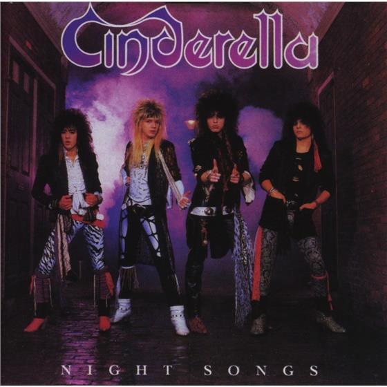 Cinderella - Night Songs (New Version)