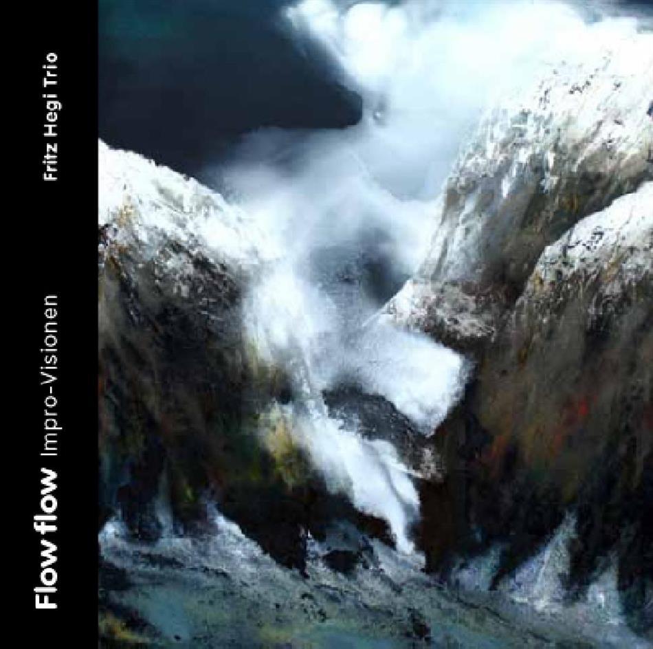 H.U.S.-Trio (Fritz Hegi / Dieter Ulrich / Reto Senn) - Flow Flow Impro-Visionen