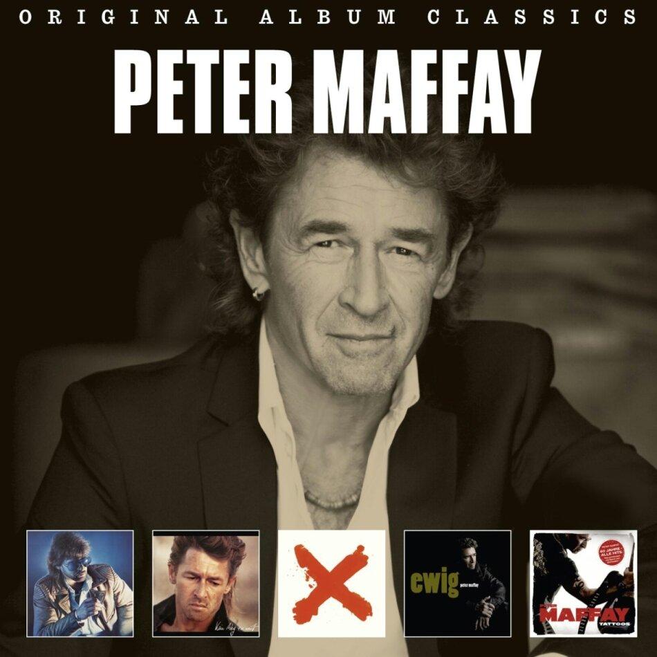 Peter Maffay - Original Album Classics (5 CDs)
