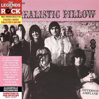 Jefferson Airplane - Surrealistic Pillow - Limited Collectors (Remastered)