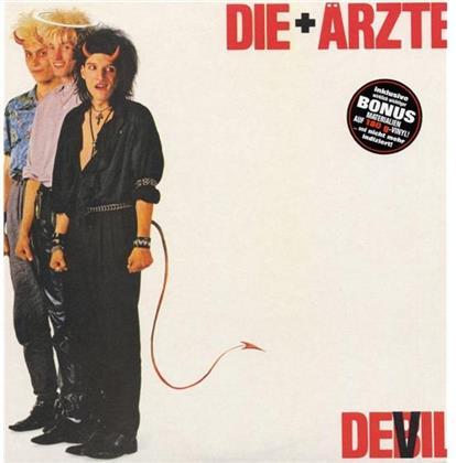 """Die Ärzte - Devil (""""Debil"""" Re-Release) (2 LPs)"""