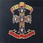 Guns N' Roses - Appetite For Destruction - Geffen (LP)