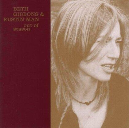 Beth Gibbons (Portishead) & Rustin Man (Talk Talk) - Out Of Season (LP)