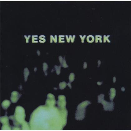 Various - Yes New York (LP)