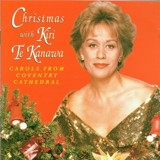 Dame Kiri Te Kanawa & George - Christmas With Kiri (LP)