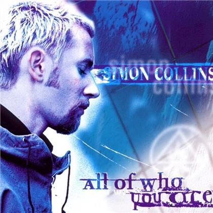 Simon Collins - All Of You Who Are New Version (LP)