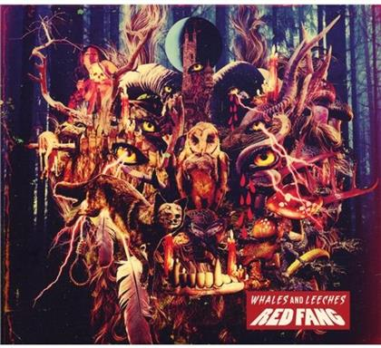 Red Fang - Whales & Leeches (Digipack)