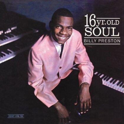 Billy Preston - 16-Yr Old Soul