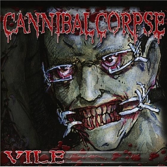 Cannibal Corpse - Vile - censored Cover (Reissue)