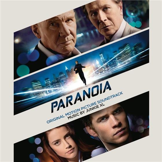 Junkie XL - Paranoia - OST - Music By Junkie XL