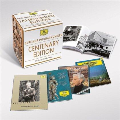 Berliner Philharmoniker - Centenary Edition 1913 - 2013 (50 CDs)