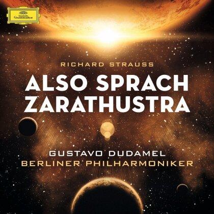 Gustavo Dudamel & Richard Strauss (1864-1949) - Also Sprach Zarathustra