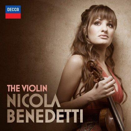 Nicola Benedetti & Divers - Violin